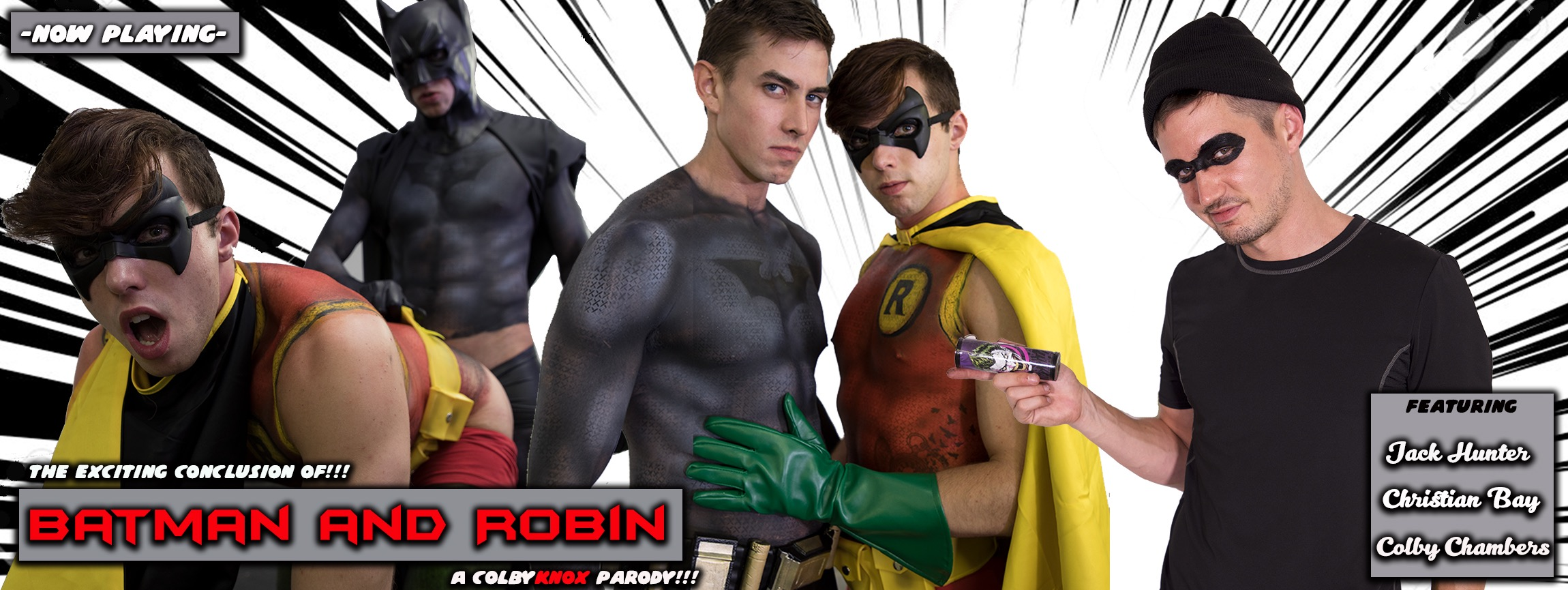 Batman and Robin 3