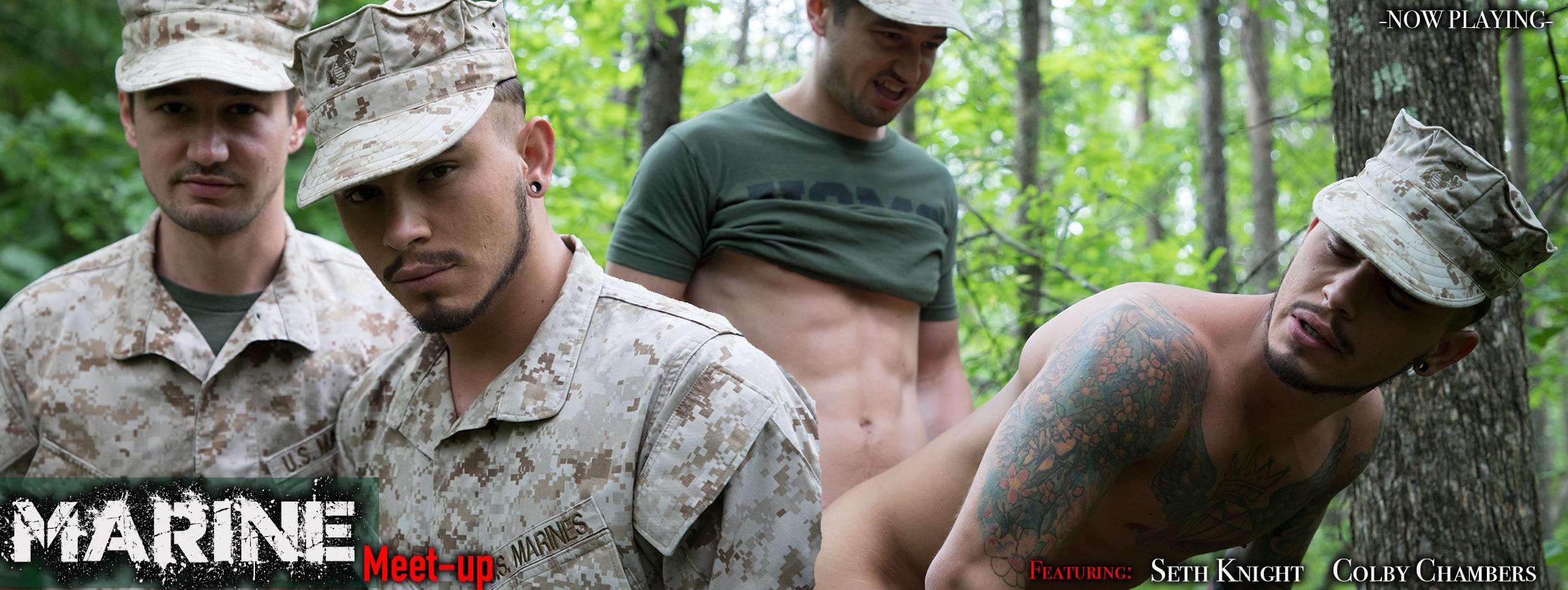 Marine Meetup