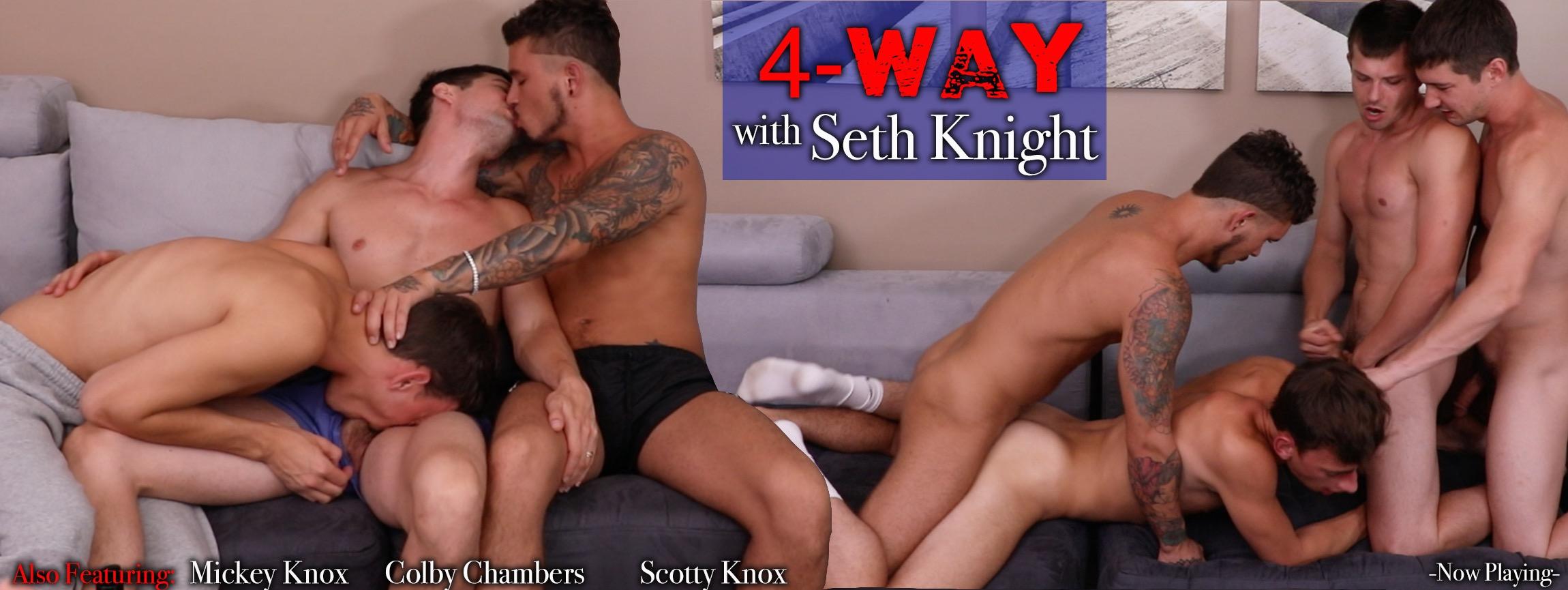4-way with Seth Knight