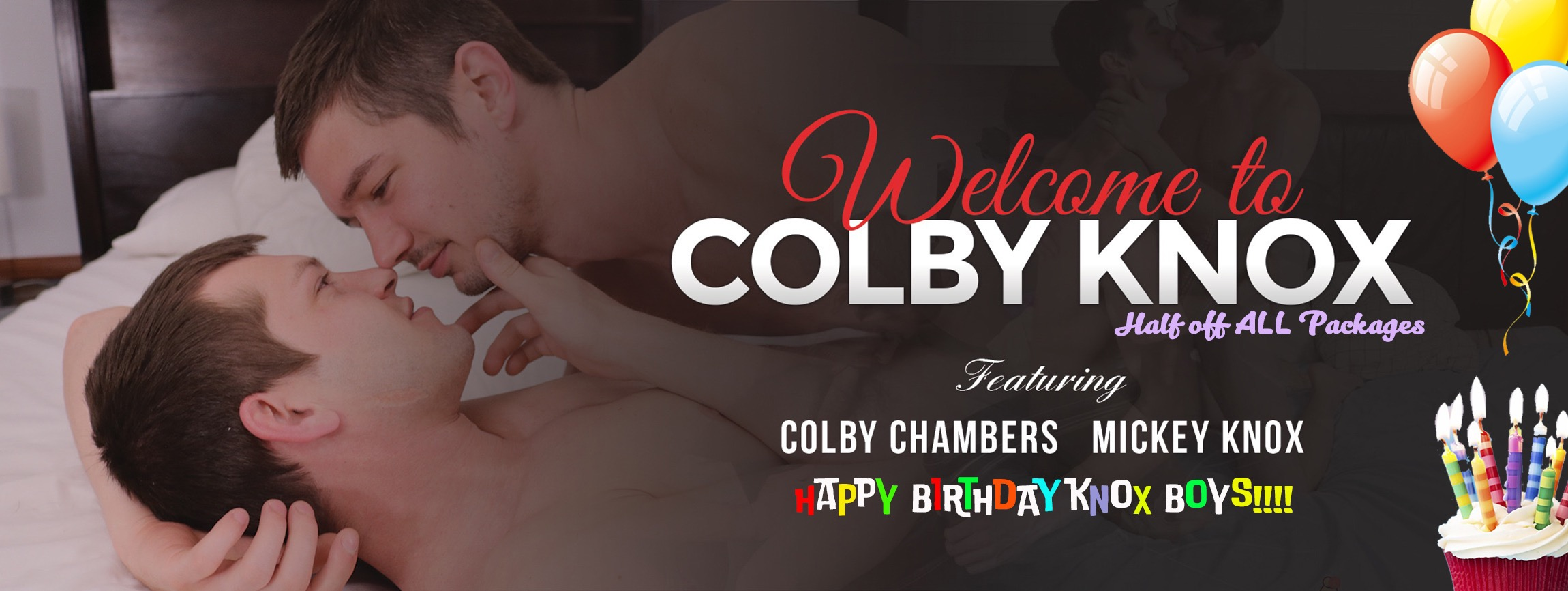 Welcome to Colby Knox